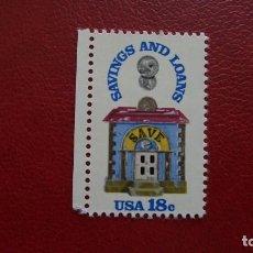 Briefmarken - ESTADOS UNIDOS-1981-Y&T 1320**(MNH) - 164834402