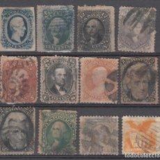 Briefmarken - ESTADOS UNIDOS, SELLOS USADOS. - 165252650