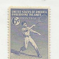Sellos: SELLO UNITED STATES OF AMERICA. 6. PHILIPPINE ISLANDS. FAR EASTERN CHAMPIOSHIPS GAMES 1934. Lote 165798898