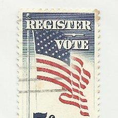 Sellos: SELLO UNITED STATES OF AMERICA. REGISTER VOTE 5 C.. Lote 165800474