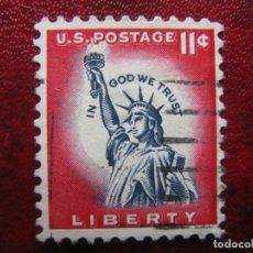 Sellos: ESTADOS UNIDOS, 1958 YVERT 637A. Lote 166372190