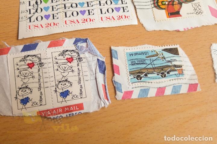 Sellos: Lote Sellos de Estados Unidos / USA - Foto 10 - 166993172
