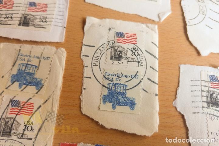 Sellos: Lote Sellos de Estados Unidos / USA - Foto 16 - 166993172