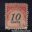 Sellos: S-4058- ESTADOS UNIDOS. UNITED STATES OF AMERICA.. Lote 168363640