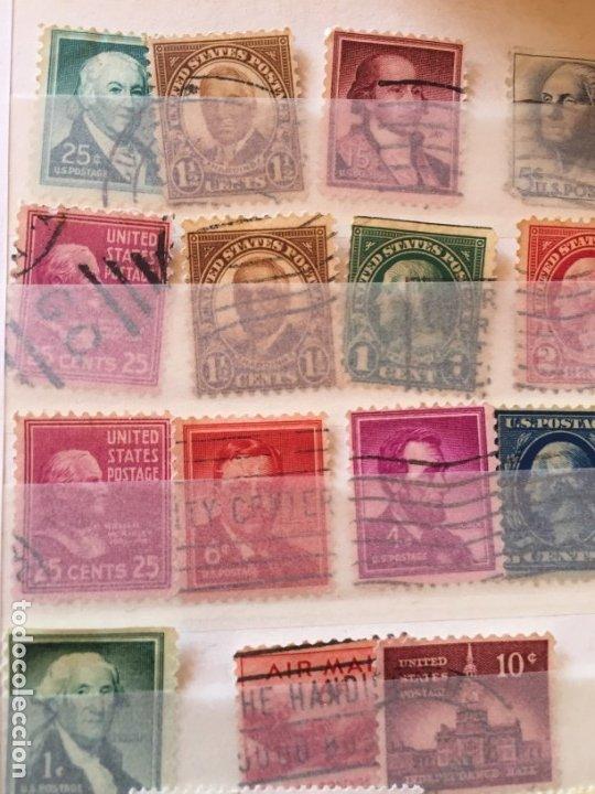 Sellos: Presidentes Estados unidos,usados - Foto 2 - 172698605