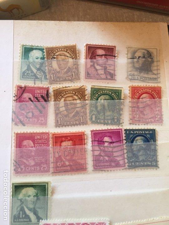 Sellos: Presidentes Estados unidos,usados - Foto 3 - 172698605