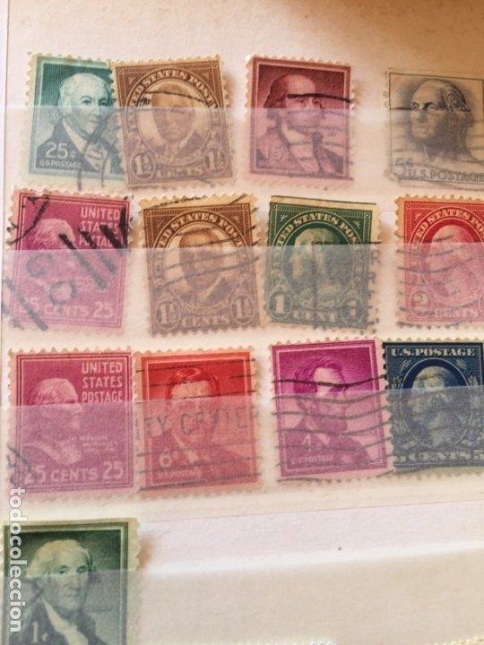 Sellos: Presidentes Estados unidos,usados - Foto 4 - 172698605