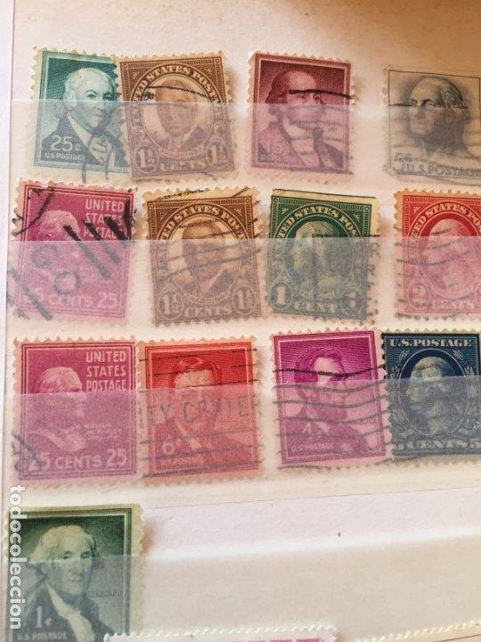 Sellos: Presidentes Estados unidos,usados - Foto 5 - 172698605