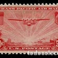 Sellos: USA 1937 CORREO AEREO CHINA CLIPPER ** . Lote 176078068
