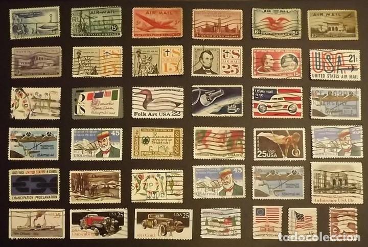 Sellos: USA, Estados Unidos, 177 sellos - Foto 4 - 176976323