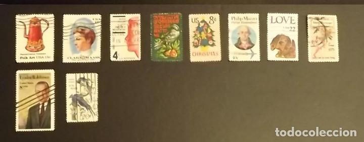 Sellos: USA, Estados Unidos, 177 sellos - Foto 5 - 176976323