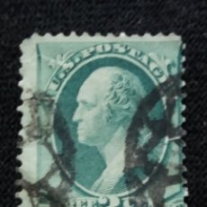 Sellos: U.S. POSTAGE, 3 CENTS, WASHINGTON, 12 PERFOR, 1873, SIN USAR. Lote 177067868