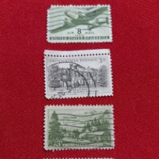 Sellos: LOTE DE SELLOS USA UNITED STATES POSTAGE. Lote 177750720