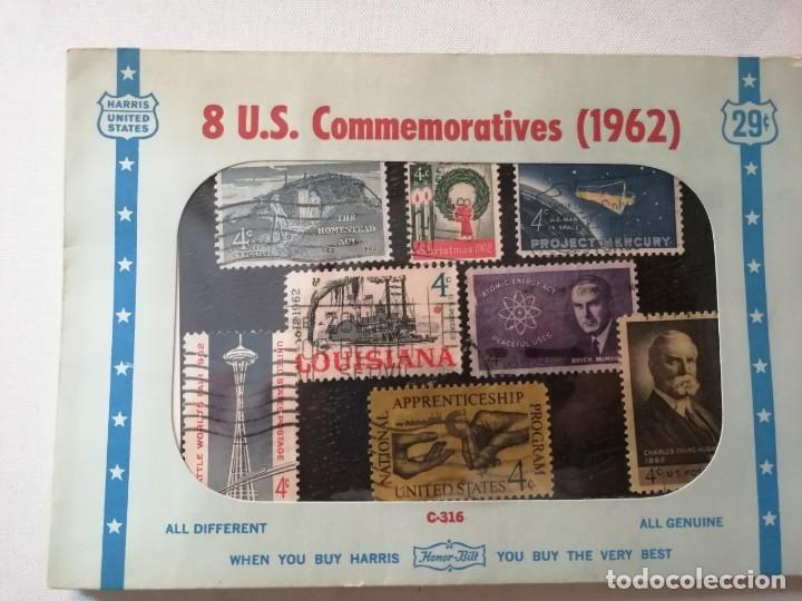 Sellos: SELLOS U.S.COMMEMORATIVES. VARIOS AÑOS. - Foto 3 - 177841524