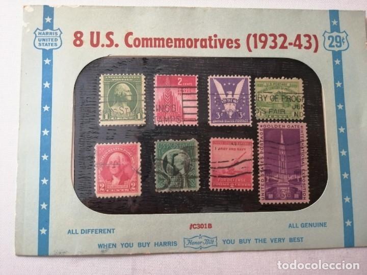 Sellos: SELLOS U.S.COMMEMORATIVES. VARIOS AÑOS. - Foto 12 - 177841524