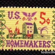 Sellos: ESTADOS UNIDOS: 1964 ASAMBLEA ANUAL CONSEJO NACIONAL N.773 USADO. Lote 178350428