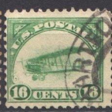 Sellos: ESTADOS UNIDOS, AÉREO 1918 YVERT Nº 1 / 3 . Lote 179203641