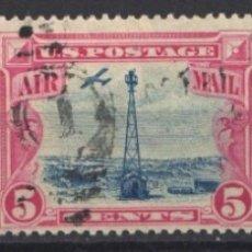 Sellos: ESTADOS UNIDOS, AÉREO 1928 YVERT Nº 11 . Lote 179203836