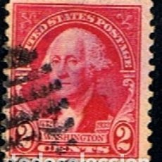 Sellos: (US 461) SELLO DE ESTADOS UNIDOS // YVERT 302 // 1932. Lote 179541980