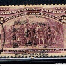 Sellos: ESTADOS UNIDOS // YVERT 82 // 1893. Lote 181967686