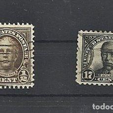 Sellos: USA - 1925. Lote 183093047
