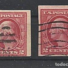 Sellos: USA - 1908. Lote 183093063