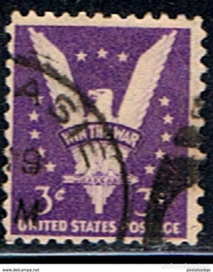 ESTADOS UNIDOS // YVERT 458 // 1942 (Sellos - Extranjero - América - Estados Unidos)
