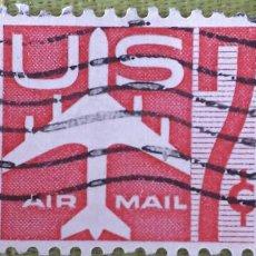 Sellos: USA 1960 – AIR MAILI. Lote 185920772