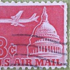 Sellos: USA 1962 – AIR MAIL. Lote 185921757