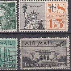 Sellos: LOTE SELLOS - USA - ESTADOS UNIDOS - AHORRA GASTOS COMPRA MAS SELLOS. Lote 191841218