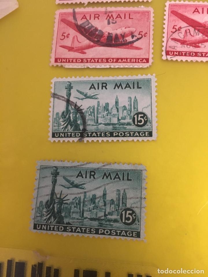 Sellos: Sellos EEUU AIR MAIL - Foto 2 - 192008928
