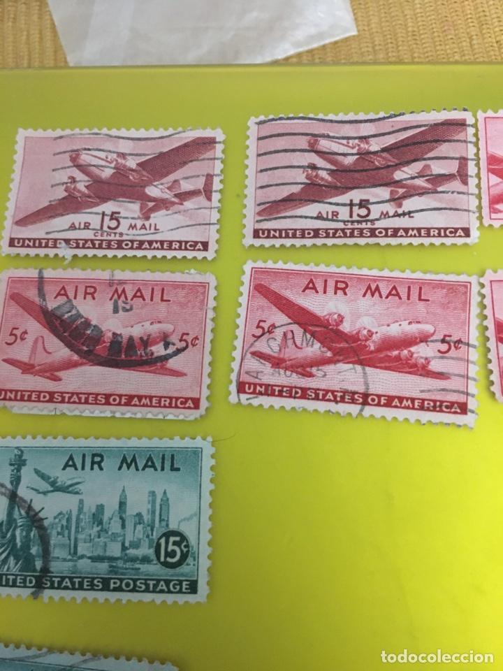 Sellos: Sellos EEUU AIR MAIL - Foto 3 - 192008928
