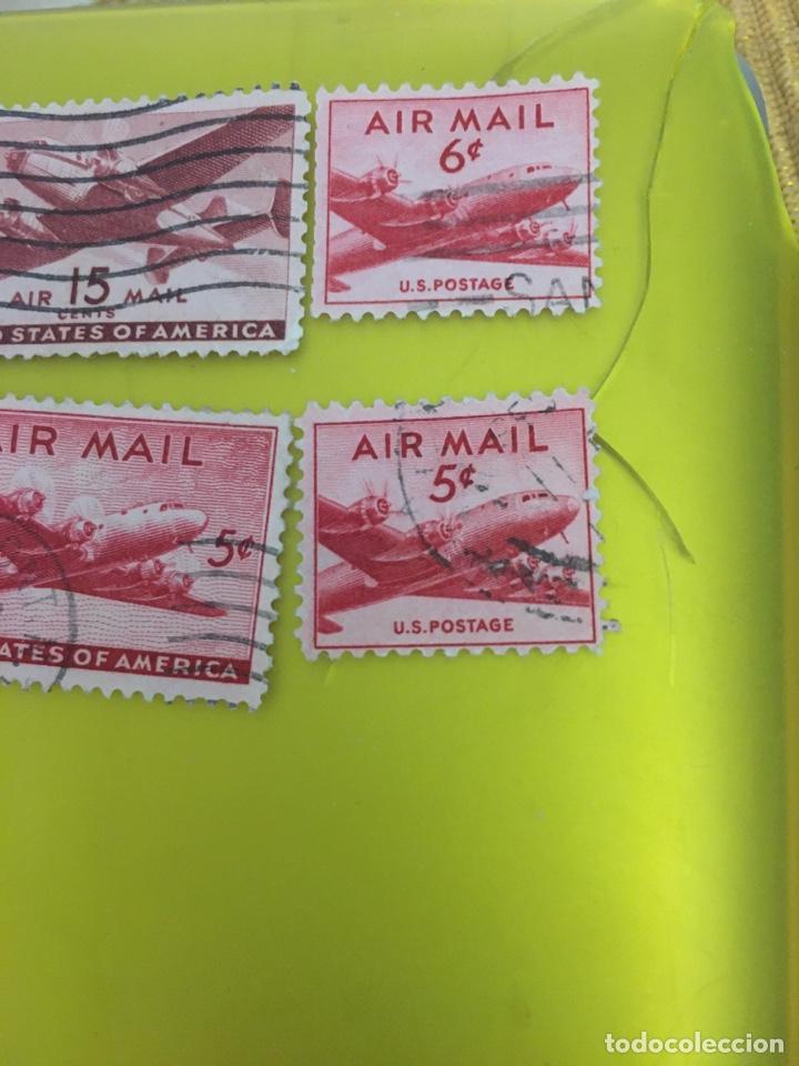 Sellos: Sellos EEUU AIR MAIL - Foto 4 - 192008928