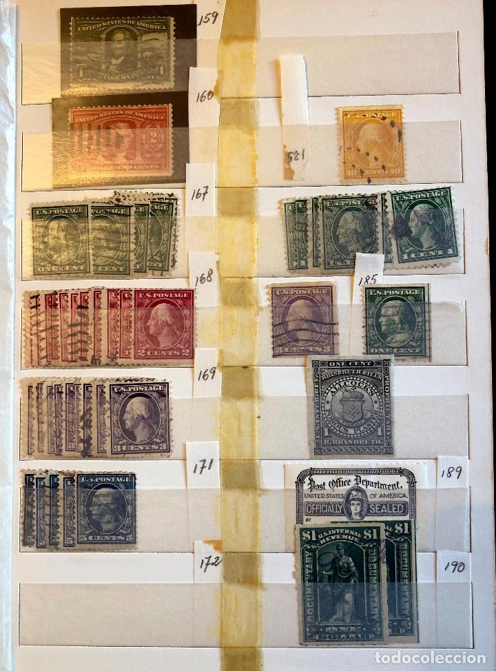 Sellos: ALBUM EEUU. 1876?-1956. - Foto 4 - 194193026