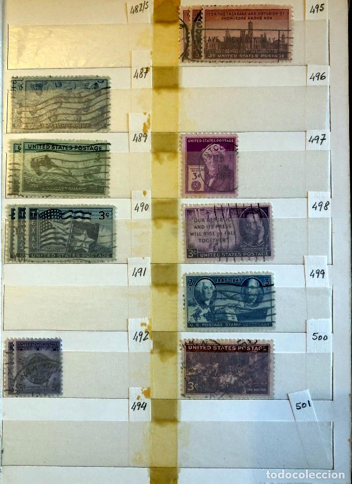 Sellos: ALBUM EEUU. 1876?-1956. - Foto 8 - 194193026