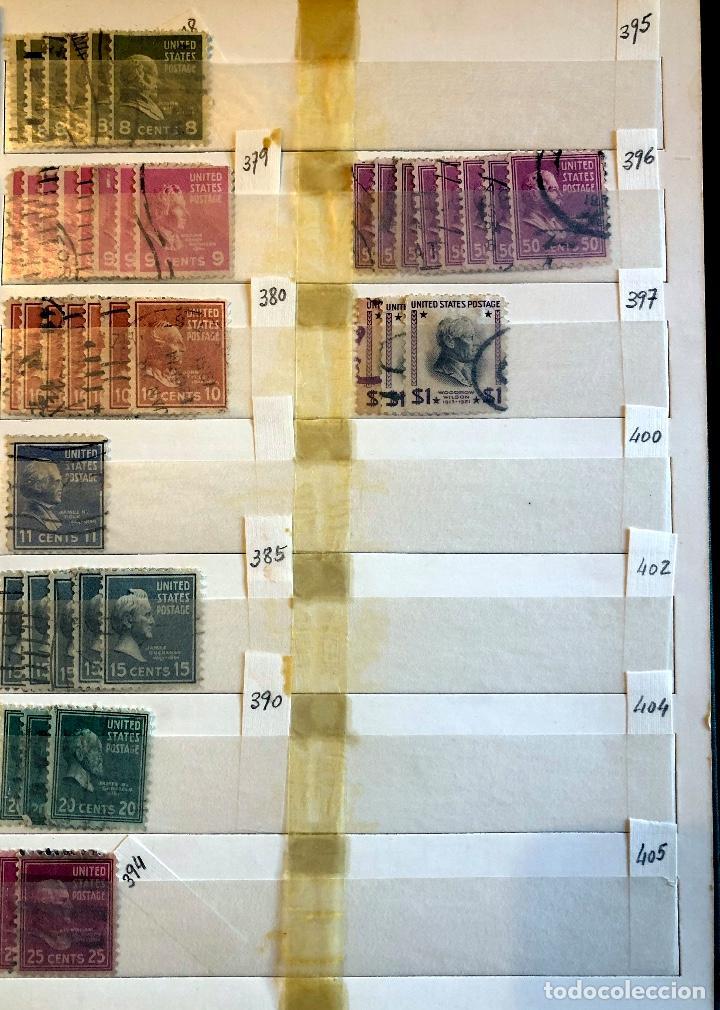 Sellos: ALBUM EEUU. 1876?-1956. - Foto 15 - 194193026