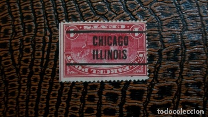 Sellos: /18.02/-ESTADOS UNIDOS-1912-1 c.-PREMATASELLADO-CHICAGO / ILLINOIS - Foto 1 - 194382821