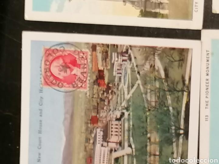 Sellos: EEUU, Usa, Postales 1933 enviadas Denver Zaragoza - Foto 6 - 195224616