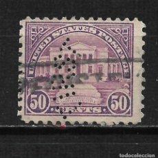 Sellos: ESTADOS UNIDOS 1922-25 SCOTT # 570 USADO - 2/17. Lote 195498867
