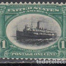 Sellos: ESTADOS UNIDOS, 1893 YVERT Nº 138 /**/, SIN FIJASELLOS . Lote 195908430