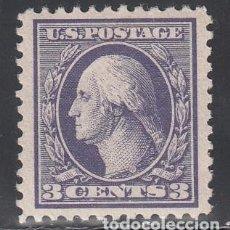 Sellos: ESTADOS UNIDOS, 1916-19 YVERT Nº 201 B /**/, DT.10, SIN FIJASELLOS . Lote 195910778