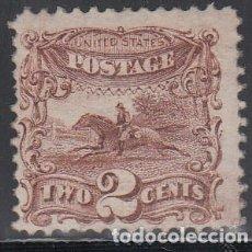 Sellos: ESTADOS UNIDOS, 1869 YVERT Nº 30 /*/. Lote 195911481