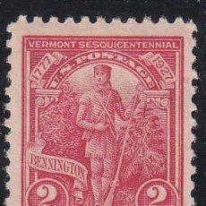Francobolli: ESTADOS UNIDOS, 1926 YVERT Nº 271 /*/ . Lote 196022530
