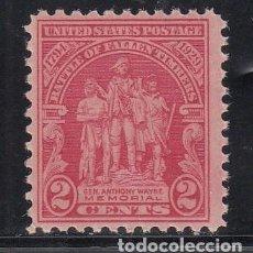 Francobolli: ESTADOS UNIDOS, 1929 YVERT Nº 284 /*/ . Lote 196023011