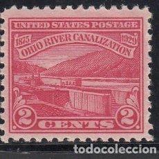 Francobolli: ESTADOS UNIDOS, 1929 YVERT Nº 285 /*/ . Lote 196023028