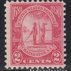 Francobolli: ESTADOS UNIDOS, 1930 YVERT Nº 288 /*/ . Lote 196023171