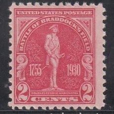 Francobolli: ESTADOS UNIDOS, 1930 YVERT Nº 294 /*/, . Lote 196023278