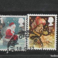Selos: LOTE C2-SELLOS GRAN BRETAÑA. Lote 198720268
