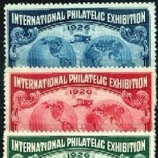 Sellos: USA 1926 PHILATELIX EXHIBITION NEW YORK. Lote 205690145