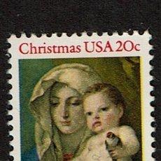 Sellos: SELLO CHRISTMAS USA 1982. Lote 207857026